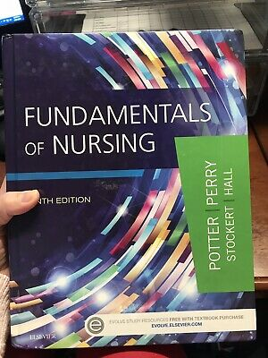 Fundamentals of Nursing 9th Edition by Potter & Perry
