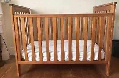 Mother Choice Cot 2-in-1