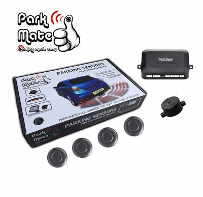Ford Transit Connect Park Mate PM100 Iron Grey Rear Parking Sensors Audio