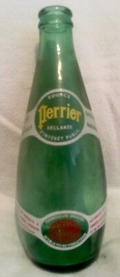 Bouteille Ancienne Perrier  Vintage