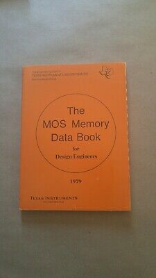 Texas Instruments MOS Memory Data Book -1979