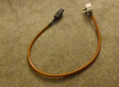Chord Company Orange Mains Power Cable