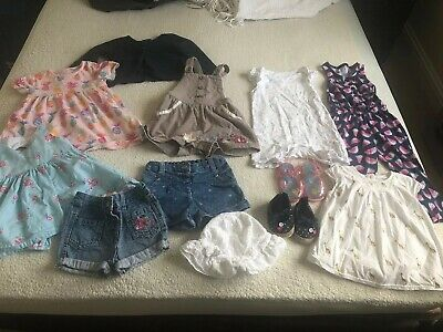 baby girl spring/summer bundle 9-12 Months