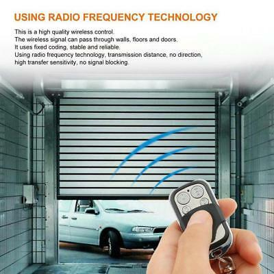 Other Safety & Security TAU 250DX2D Universal Garage Gate Remote