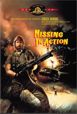 Norris,chuck-Missing In Action Dvd New