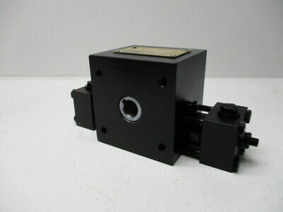 Parker Htr.9-0903C-Aa14-A Hydraulic Rotory Actuator * New No Box *