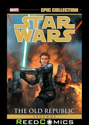 STAR WARS LEGENDS EPIC COLLECTION OLD REPUBLIC VOLUME 3 GRAPHIC NOVEL *432 Pages