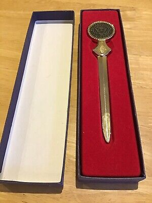 United States Congress Gold Letter Opener