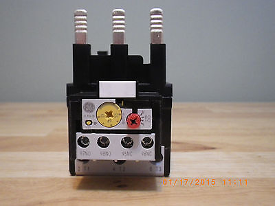 General Electric RT22G Overload Relay