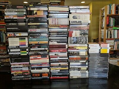 Criterion Collection DVD Library of 250+ Films