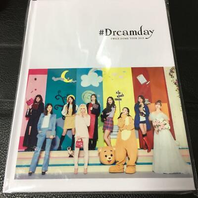 TWICE DOME TOUR 2019 #Dreamday Dream Book photobook official goods dreamday