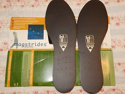 Nikken Magstrides Eql-Fir Magnetic Insoles #2025 Medium 7-12 - New In Package