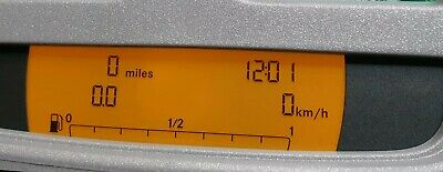 2010 SMART FORTWO 451 Petrol Automatic Speedometer with REQUIRED MILEAGE ❗‼