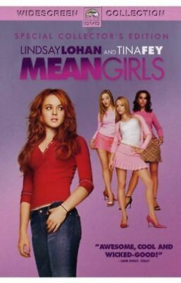 Mean Girls (DVD, Widescreen, Special Collector's Edition 2004)Ships in 12 hrs!!!