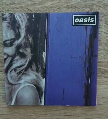 RARE Oasis Stop The Clocks Double Promo CD Promotional Noel Gallagher Liam