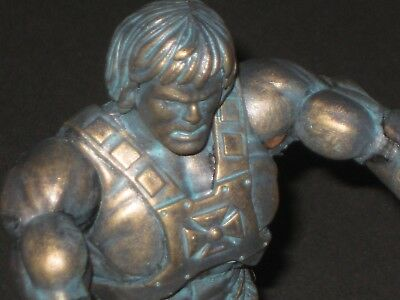 """He-Man Bronze Action Figure Motu Toys 7"""" New Without Box 7"""" Collectible"""