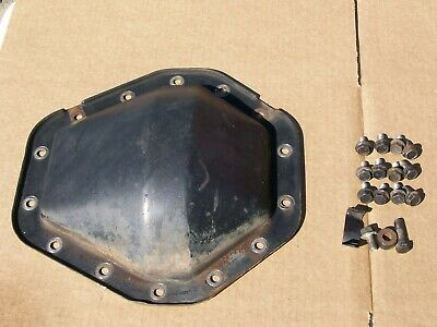 CHEVY GMC TRUCK 14 Bolt Rear End Differential Cover GM with bolts