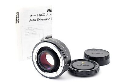 【Excellent+++】Nikon Teleconverter TC-14B 1.4x for Ai-S Lens from Japan 371531