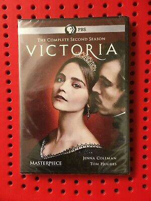Masterpiece: Victoria - The Complete Second Season 2 (DVD, 2018, 3-Disc Set)