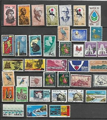 Transkei 1a X-17a X 9253083 complete Issue South Africa Fine Used / Cance