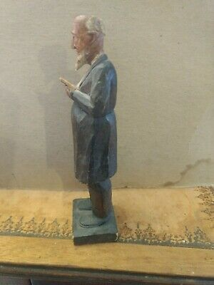 "Vintage Folk Art Ole"" The Hermit"""