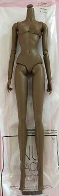 """Nu Face A-Tone 3.0 Replacement Body For 12.5"""" Fashion Royalty Dolls New!"""