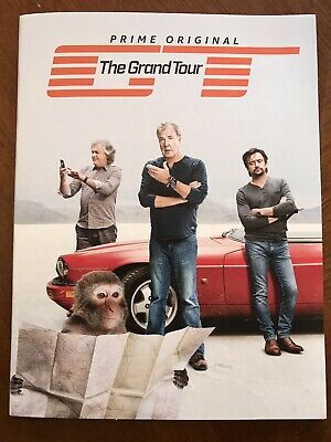The Grand Tour (3 DVD set) Complete Season 2 - FYC EMMY 2018 Promo