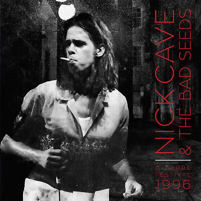 NICK CAVE New Sealed 2019 UNRELEASED LIVE 1996 CONCERT & MORE 2 VINYL RECORD SET
