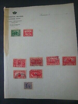 Antique lot of 19th Century Stamps...USA...used..PARCEL POST