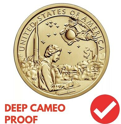 PROOF DEEP CAMEO 2019-S Sacagawea Native American Dollar-1-CoinLimit. Quant