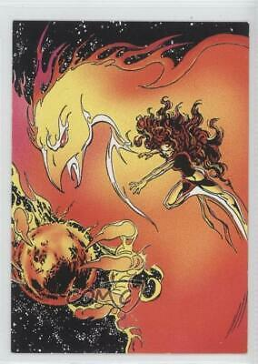 1992 Comic Images Wolverine: From Then 'Til Now II #37 Phoenix Card 1k3