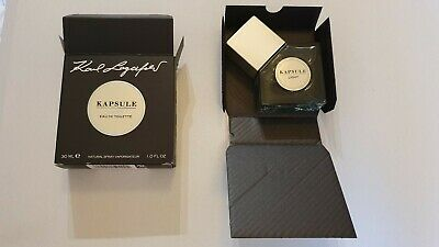 Kapsule Light Karl Largerfeld Coty Eau De Toilette / Cologne 30ml
