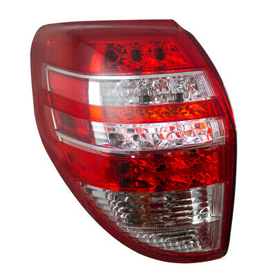 Partslink Number TO2818124 OE Replacement Toyota RAV4 Left Tail Lamp Lens//Housing Multiple Manufacturers