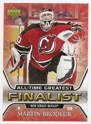 05/06 UPPER DECK ALL-TIME GREATEST Hockey (#1-45) U-Pick from List