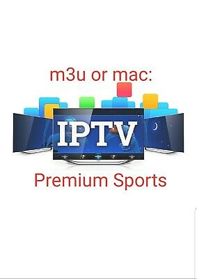 🌍 1 Month IPTV Subscription for Smart TVs MAG Box / Firestick / Android Box