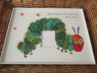 """Eric carles """""""" very special baby book  """"""""  the pefect gift  for babys 1 st year."""
