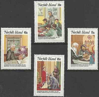 Timbres Norfolk 348/51 ** (36143V)