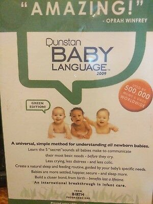 Dunstan Baby Language Green Edition DVD From Birth Programme One
