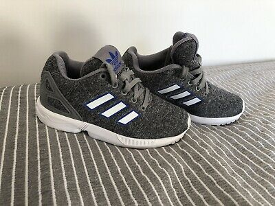 3bf285eef BOYS ADIDAS TRAINERS Toddler Size 10