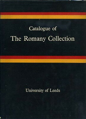 Gypsies / CATALOGUE OF THE ROMANY COLLECTION FORMED BY D.U MCGRIGOR Signed 1st