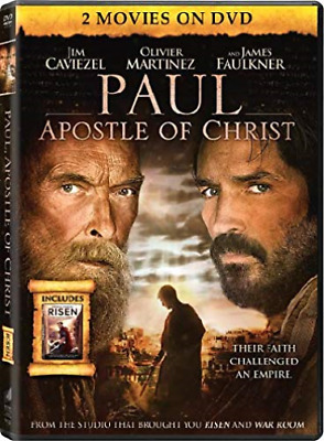 Paul Apostle Of Christ / Ri...-Paul Apostle Of Christ / Risen (2Pc) / (2 Dvd New