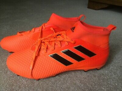 Adidas Performance Ace 17.3 Football Boots Size Uk Adult 9..great Colours..👀