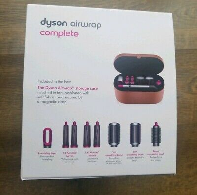 Dyson Airwrap Complete Styler Set Straightener Curler All Hairstyles BRAND NEW