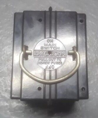 American Fuse Holder Main Pullout 20A - 60A