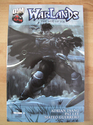 Warlands The Age Of Ice Graphic Novel