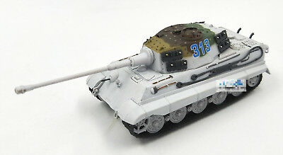 1/72 Dragon 60399 Kingtiger Henschel Turret s.Pz.Abt.501