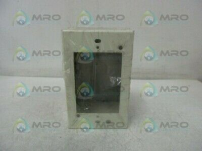 Wiremold V5744 Deep Switch & Receptacle Box * New In Original Package *