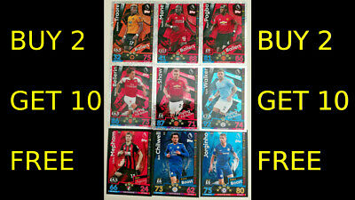 MATCH ATTAX EXTRA 2018/19 18/19  EXTRA BOOST NEW SIGNING Ballers Flying Full bac