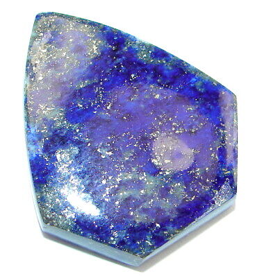 Natural Amazing blue lapis lazuli 51ct loose stone from SilverRush Style