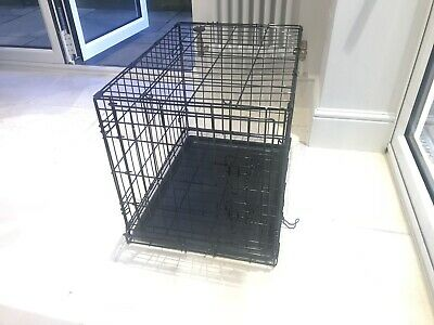 Small dog/puppy foldable crate